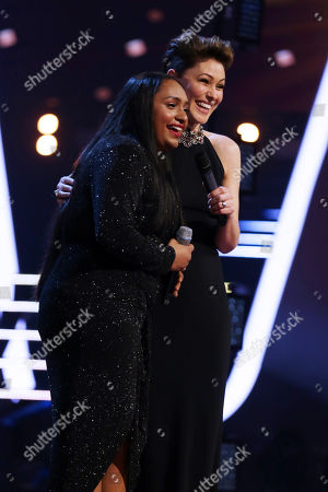 Gayatri Nair and Emma Willis