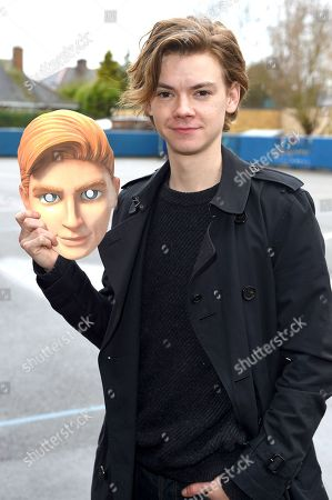 Stock Picture of Thomas Sangster