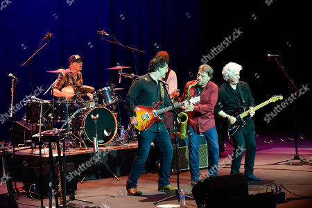 Editorial photo of Lords of 52nd Street in Concert - , Fla., Lake Worth, USA - 28 Mar 2018
