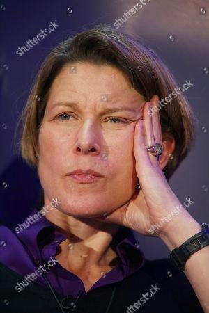 Stock Image of Stephanie Flanders, Bloomberg Economics
