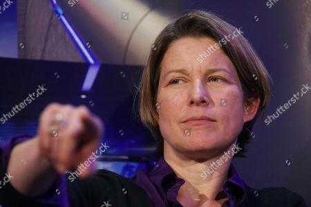 Stock Photo of Stephanie Flanders, Bloomberg Economics