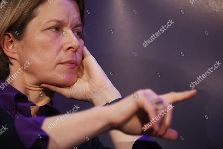 Stock Picture of Stephanie Flanders, Bloomberg Economics
