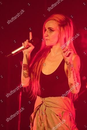 Stock Picture of Lights (Valerie Anne Poxleitner) during the We Were Here Tour