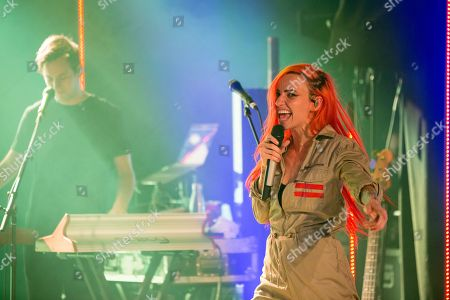 Editorial picture of Lights in concert, Majestic Theater, Madison, Wisconsin, USA - 13 Mar 2018