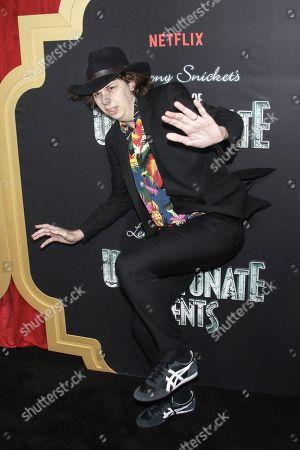 Stock Image of Matty Cardarople