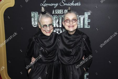 Jacqueline Robbins, Joyce Robbins