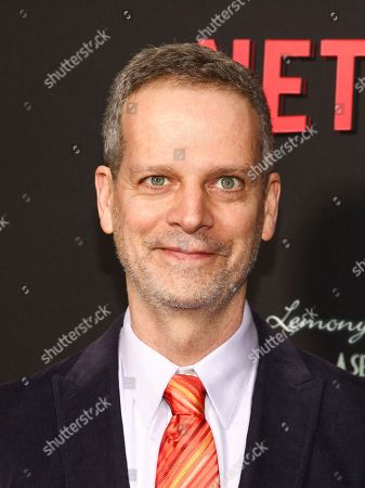 """Patrick Breen attends Netflix's """"A Series of Unfortunate Events"""" season two premiere at Metrograph, in New York"""