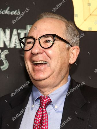 "Barry Sonnenfeld attends Netflix's ""A Series of Unfortunate Events"" season two premiere at Metrograph, in New York"