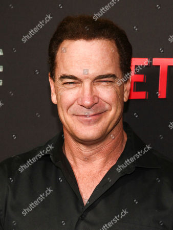 "Patrick Warburton attends Netflix's ""A Series of Unfortunate Events"" season two premiere at Metrograph, in New York"