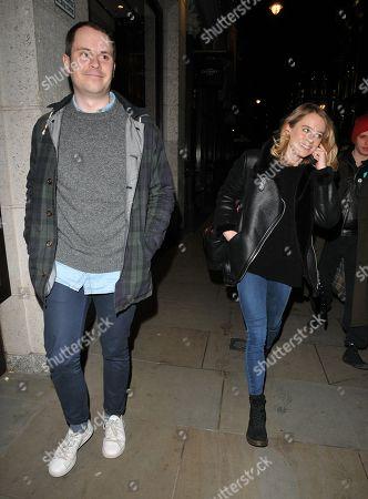 Stock Image of Adam Sopp and Cressida Bonas