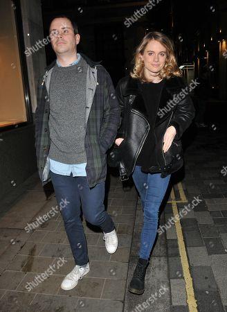 Adam Sopp and Cressida Bonas
