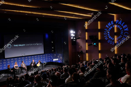 Editorial photo of PaleyLive NY Presents - An Evening with Bryan Cranston and 'Dangerous Book for Boys', USA - 29 Mar 2018