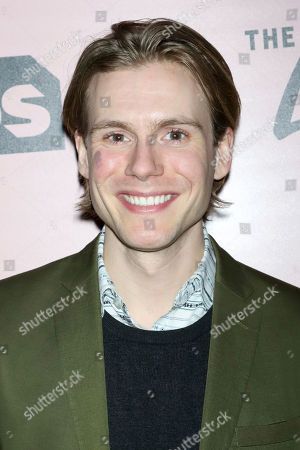 """Zachary Booth attends the premiere of """"The Last O.G."""" at The William Vale, in New York"""