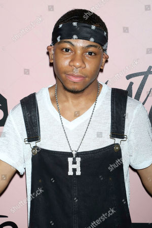 """Dante Hoagland attends the premiere of """"The Last O.G."""" at The William Vale, in New York"""