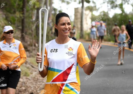 Editorial photo of Gold Coast 2018 Commonwealth Games, Brisbane, Australia - 30 Mar 2018