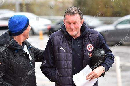 Reading goalkeeping coach Dave Beasant arriving at the Madejski Stadium before the EFL Sky Bet Championship match between Reading and Queens Park Rangers at the Madejski Stadium, Reading. Picture by Graham Hunt