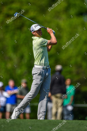 Ben Silverman in action during the Houston Open at the Golf Club of Houston in Humble, Texas