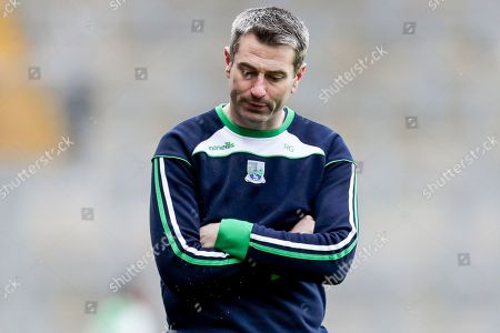 Armagh vs Fermanagh. Fermanagh manager Rory Gallagher