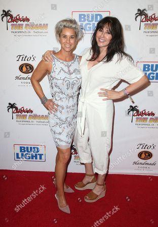 Nikki Caster, Marina Rice Bader