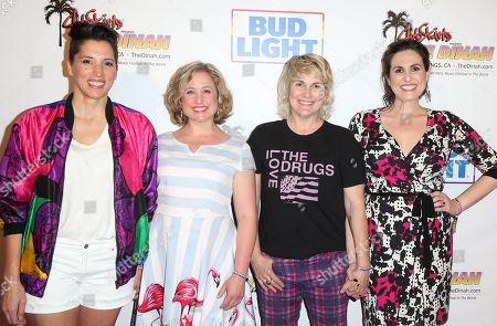 Kristen Smith, Cat Davis, Karman Kregloe, Bridget McManus