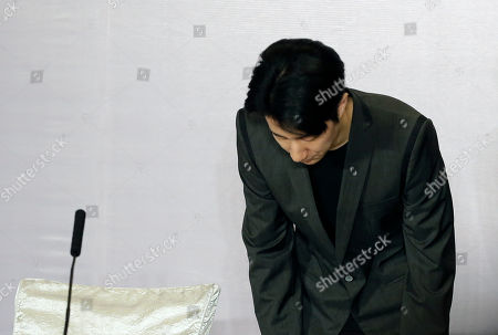 Editorial picture of Jaycee Chan, Beijing, China - 14 Feb 2015