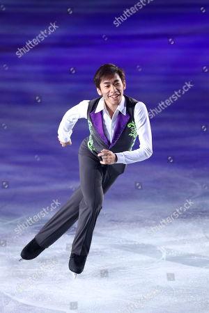 Editorial photo of Stars on Ice, Osaka, Japan - 31 Mar 2018