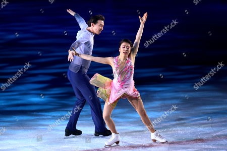 Editorial image of Stars on Ice, Osaka, Japan - 31 Mar 2018