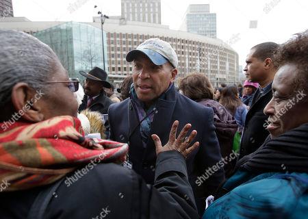 Editorial image of MLK50 Last Speech , Boston, USA - 02 Apr 2018