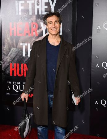 """Doug Liman attends the premiere of """"A Quiet Place"""" at AMC Loews Lincoln Square, in New York"""