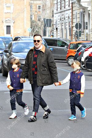 Zachary Furnish-John, David Furnish and Elijah Furnish-John