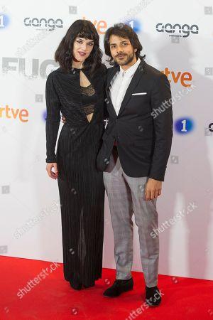 Sara Vega and Juan Habichuela