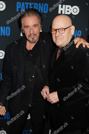 Editorial image of HBO Presents A Private New York Screening of 'Paterno', New York, USA - 02 Apr 2018
