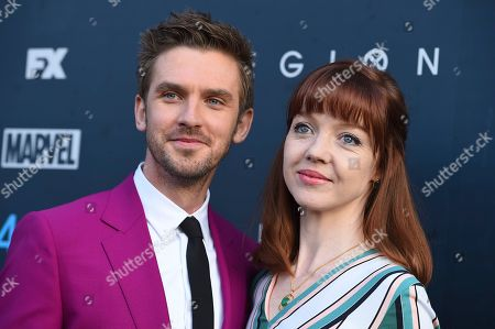 "Editorial image of Premiere of ""Legion"" Season 2, Los Angeles, USA - 02 Apr 2018"