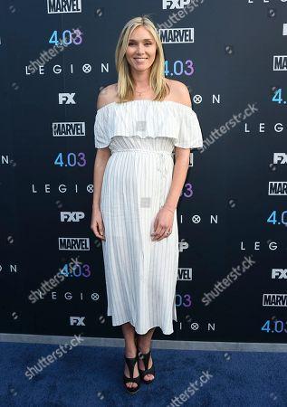 "Editorial picture of Premiere of ""Legion"" Season 2, Los Angeles, USA - 02 Apr 2018"