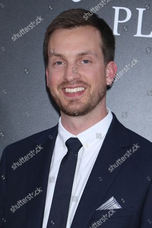 Stock Photo of Scott Beck (Exec. Producer, Writer)