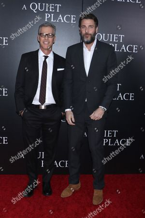 Brad Fuller (Producer) and Andrew Form (Producer)