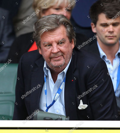 Johann Rupert the Saracens joint owner.