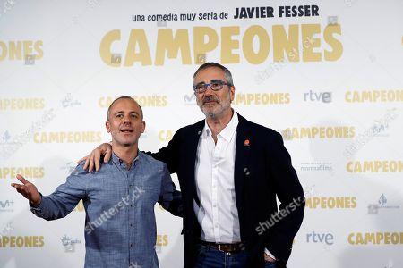 Javier Fesser and Javier Gutierrez