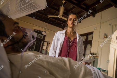 Amrita Acharia as Dr Ruby Walker and Ankur Vikal as Mohana Sharma