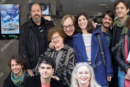 Editorial photo of Presentation of 'Miss Dali' film, Barcelona, Spain - 03 Apr 2018