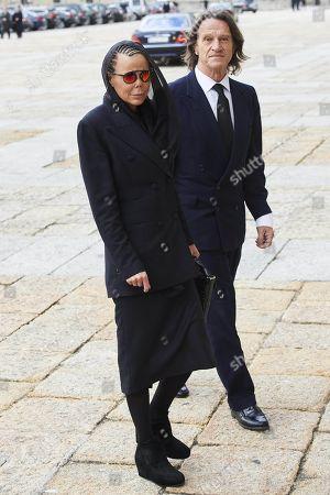 Princess Kalina of Bulgaria, Kitin Munoz