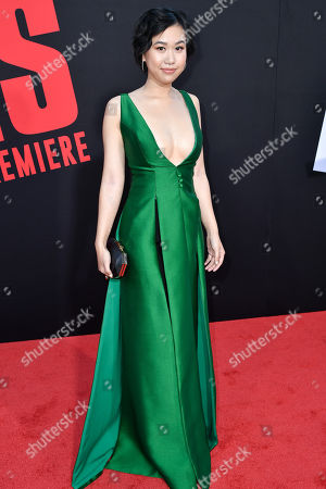 Editorial image of 'Blockers' film premiere, Los Angeles, USA - 03 Apr 2018