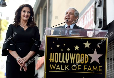Editorial photo of Lynda Carter Honored with a Star on the Hollywood Walk of Fame, Los Angeles, USA - 03 Apr 2018