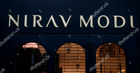 A view of the closed Nirav Modi jewelry store on Madison Avenue in New York, New York, USA, 03 April 2018. Jeweler Nirav Modi, of India, has been accused by officials in India of illegally obtaining almost $3 billion (USD) from banks in India but has not been seen in public. A recent statement by his lawyer proclaimed his innocence and that the allegations were a misunderstanding over a loan of $40 million (USD).