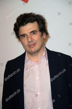 Stock Picture of Nicolas Saada