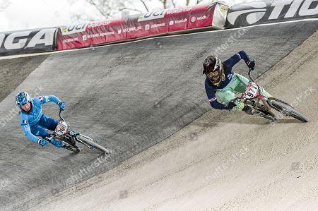 Editorial photo of UCI BMX World Championships, Men's, Training, Saint-Quentin, France - 30 Mar 2018