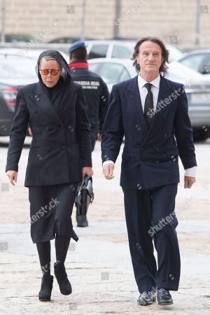 Princess Kalina of Bulgaria and Kitin Munoz