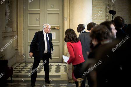 Claude Goasguen (Les Republicains LR)