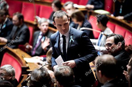 Stock Picture of Fabien Di Filippo