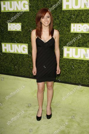 Editorial image of HBO'S 'Hung' TV Series Premiere, Los Angeles, America - 24 Jun 2009
